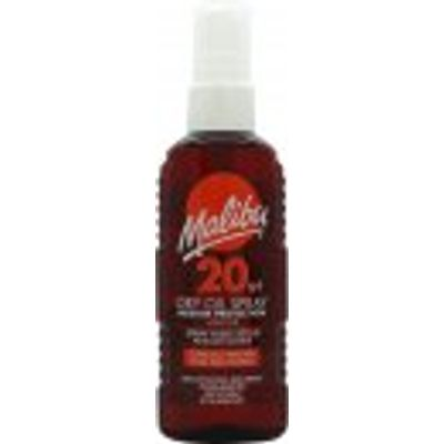 Malibu Dry Oil Spray SPF20 100ml