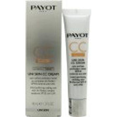 Payot Uni Skin CC Cream SPF30 40ml