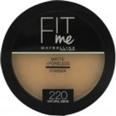 Maybelline Fit Me Matte + Poreless Powder 8.5g - Natural Beige