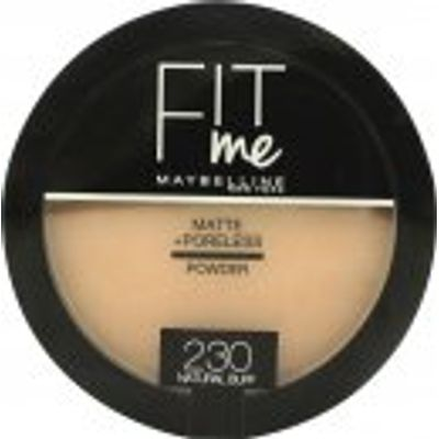 Maybelline Fit Me Matte + Poreless Powder 8.5g - 230 Natural Buff