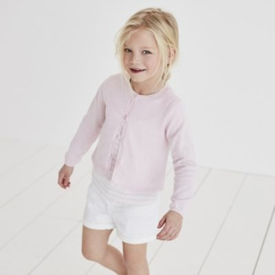 Linen-Cotton Cardigan (1-6yrs)