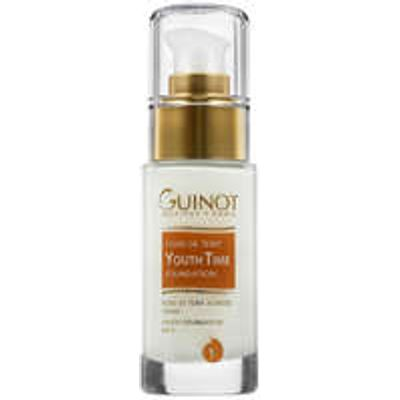Guinot Facial Rejuvenating Fond De Teint Soin Youth Time Foundation No.1 Fair Skin with Rosy Underto