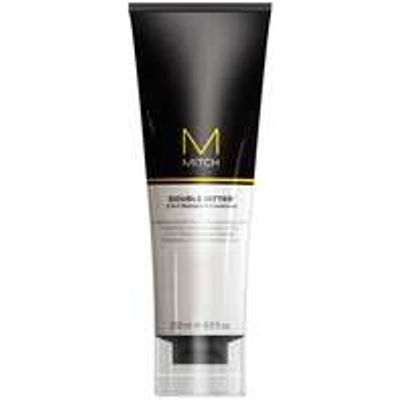Paul Mitchell Mitch Double Hitter 2-in-1 Shampoo and Conditioner 250ml