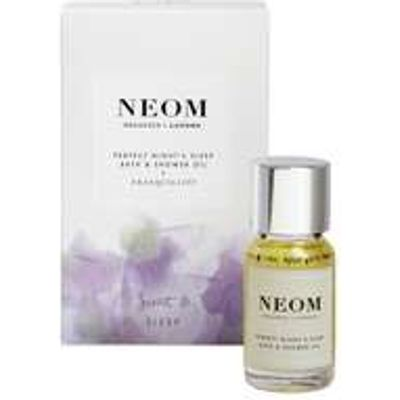 Neom Organics London Scent To Sleep Perfect Night's Sleep Bath and Shower Oil 10ml