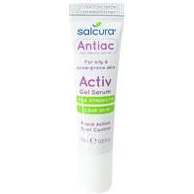 Salcura Antiac Activ Gel Serum Max Strength To Target Spots 15ml