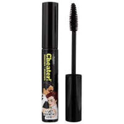 theBalm Cosmetics Eyes Cheater! Black Mascara 5.7g