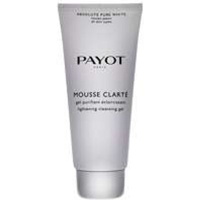 Payot Paris Absolute Pure White Mousse Clarte: Lightening Cleansing Gel 200ml