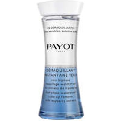 Payot Paris Les Demaquillantes Instantane Yeux: Dual-Phase Waterproof makeup Remover 125ml