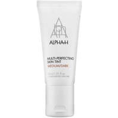 Alpha H Moisturiser Multi-Perfecting Skin Tint Medium/Dark 30ml