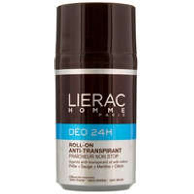 Lierac Homme 24 Hour Roll-On Anti-perspirant Deodorant Stick 50ml