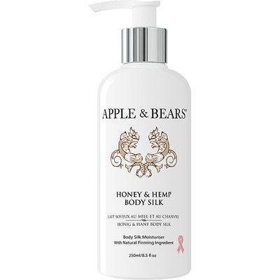 Apple & Bears Honey & Hemp Body Silk