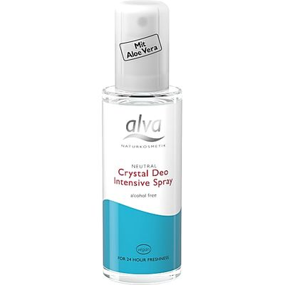 Alva Crystal Deo Intensive Pump Spray