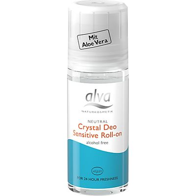 Alva Crystal Deo Sensitive Roll-On