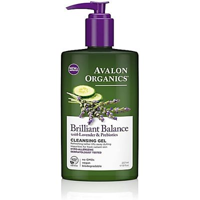 Avalon Organics Brilliant Balance Cleansing Gel
