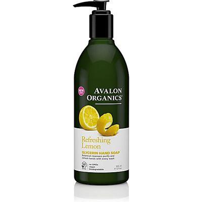 Avalon Organics Glycerin Hand Soap - Refreshing Lemon (Lemon)