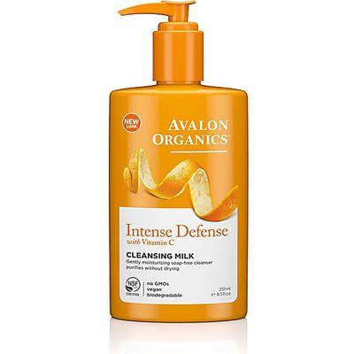 Avalon Organics Intense Defence Cleansing Milk