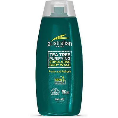 Australian Tea Tree Deep Cleansing Skin Wash