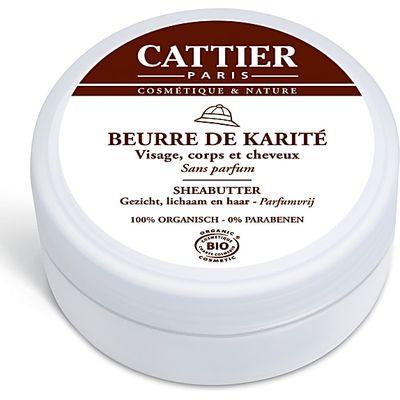 Cattier-Paris Shea Butter 100% Organic (100g)