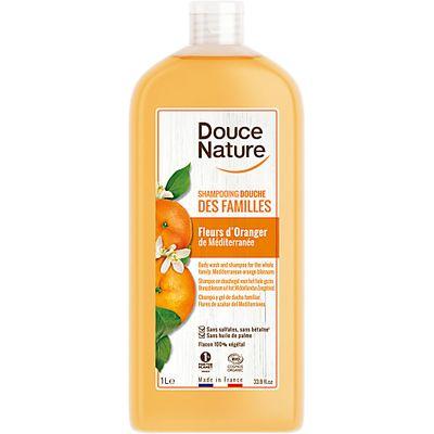 Douce Nature 2 in 1 family shower gel