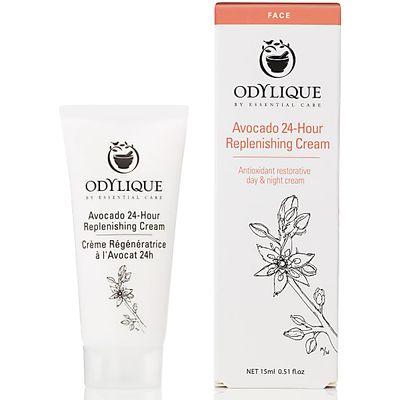 Odylique by Essential Care Avocado 24-Hour Replenishing Cream - 15m...
