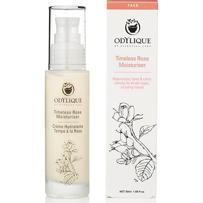 Odylique by Essential Care Timeless Rose Moisturiser - 50ml