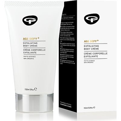 Green People Age Defy+ Exfoilating Body Cream