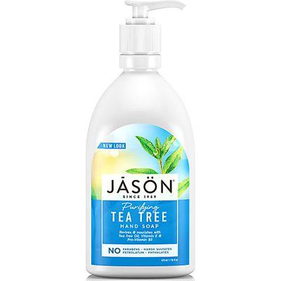 Jason Natural Hand Soap - Purifying Tea Tree (Tea Tree)