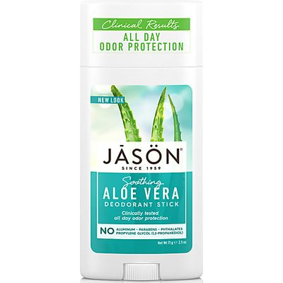 Jason Natural Deodorant Stick - Aloe Vera