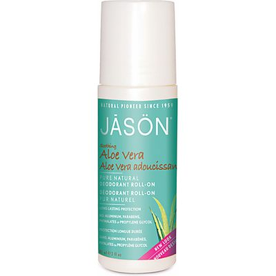 Jason Natural Roll On Deodorant - Aloe Vera
