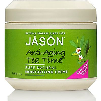 Jason Anti-Ageing Tea Time Moisturising Creme