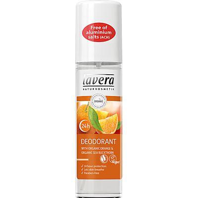 Lavera Revitalising Orange Deodorant Spray