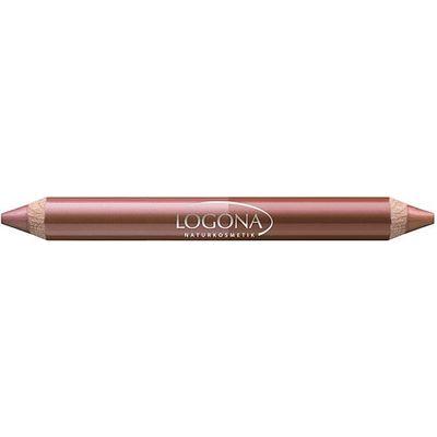 Logona Double Lip Pencil (bronze)