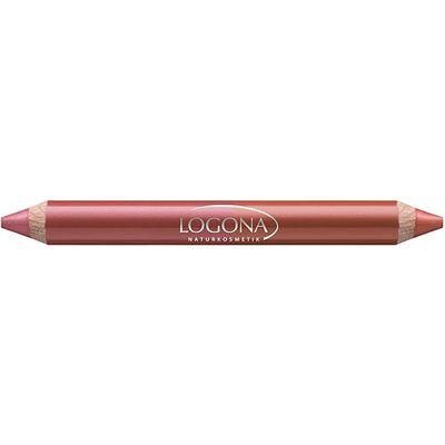 Logona Double Lip Pencil (cherry)