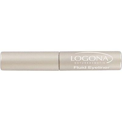 Logona Fluid Eyeliner (black)
