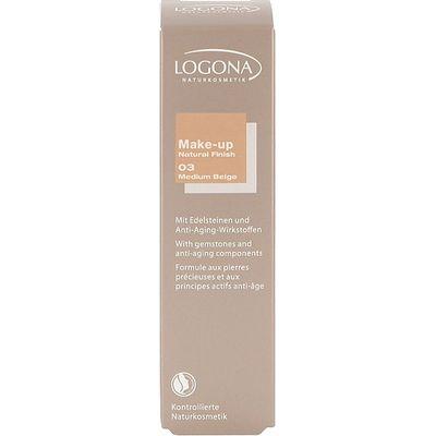 Logona Make-up Natural Finish (medium beige)