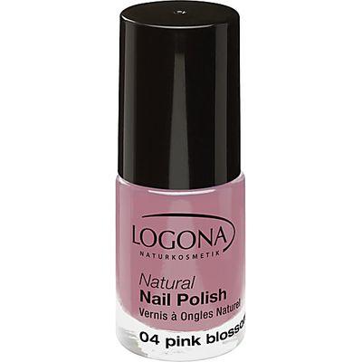 Logona Natural Nail Polish No 04 Pink Blossom