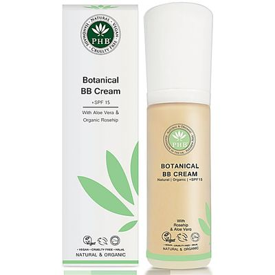 PHB Ethical Beauty Organic BB Cream: Tan