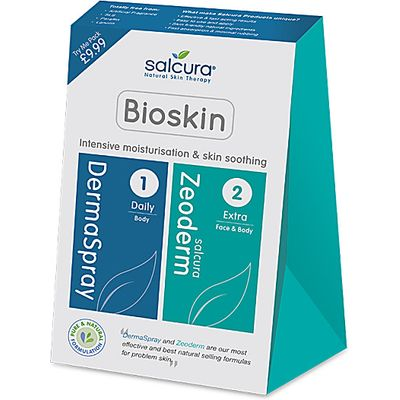 Salcura Bioskin Try Me Trial Pack - Spray & Cream Duo (45ml)