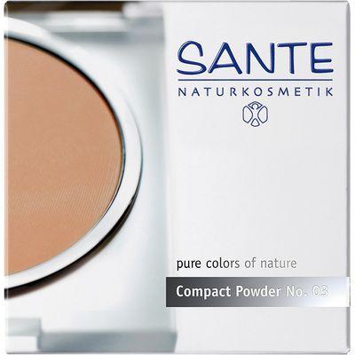 Sante Compact Powder (golden beige)
