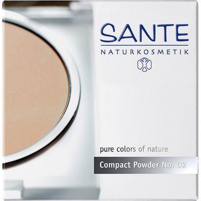 Sante Compact Powder (light sand)