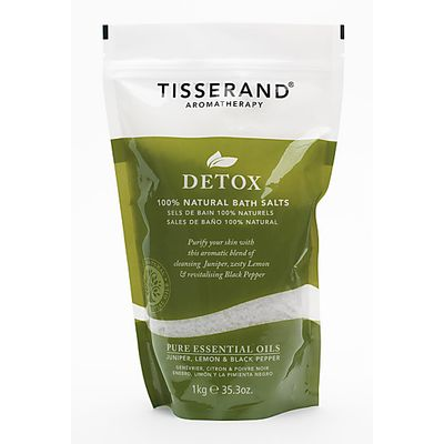 Tisserand Detox Bath Salts