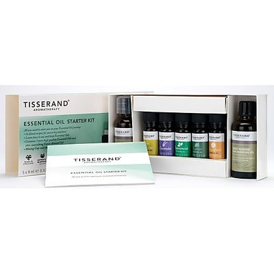 Tisserand Essential Oil Starter Kit