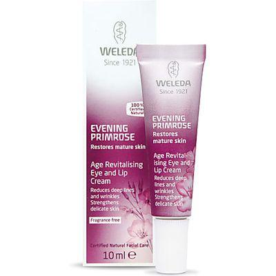 Weleda Evening Primrose Oil Revitalising Eye & Lip Cream
