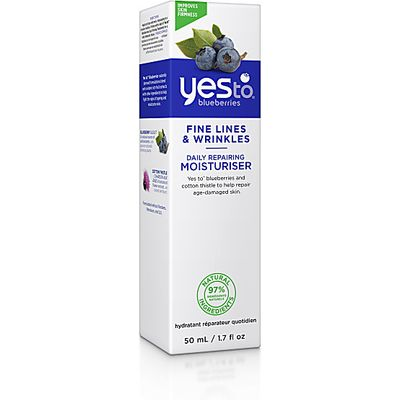 Yes To Blueberries Daily Repairing Moisturiser