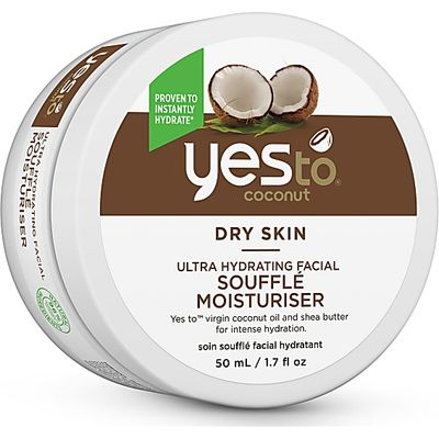Yes To Coconut Ultra Hydrated Facial Souffle Moisturiser