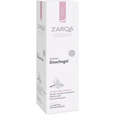 Zarqa Sensitive Bath & Shower Gel
