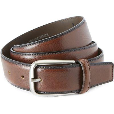 Smart Tan Leather Belt