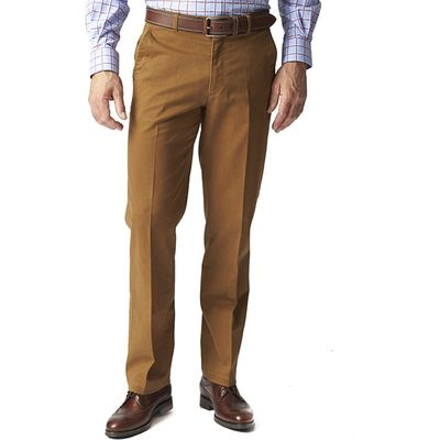 Ginger Blakelaw Garment Washed Twill Trouser