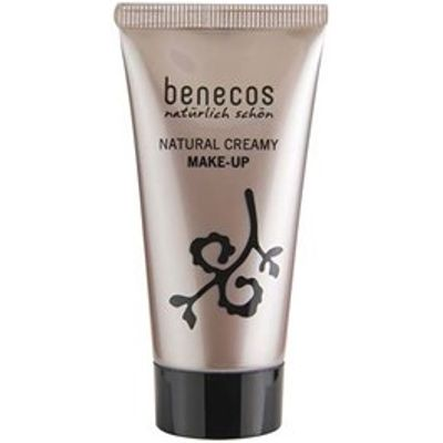 Benecos Natural Creamy Foundation 30ml Caramel