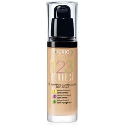 Bourjois 1,2,3 Perfect Foundation 51 Light Vanilla